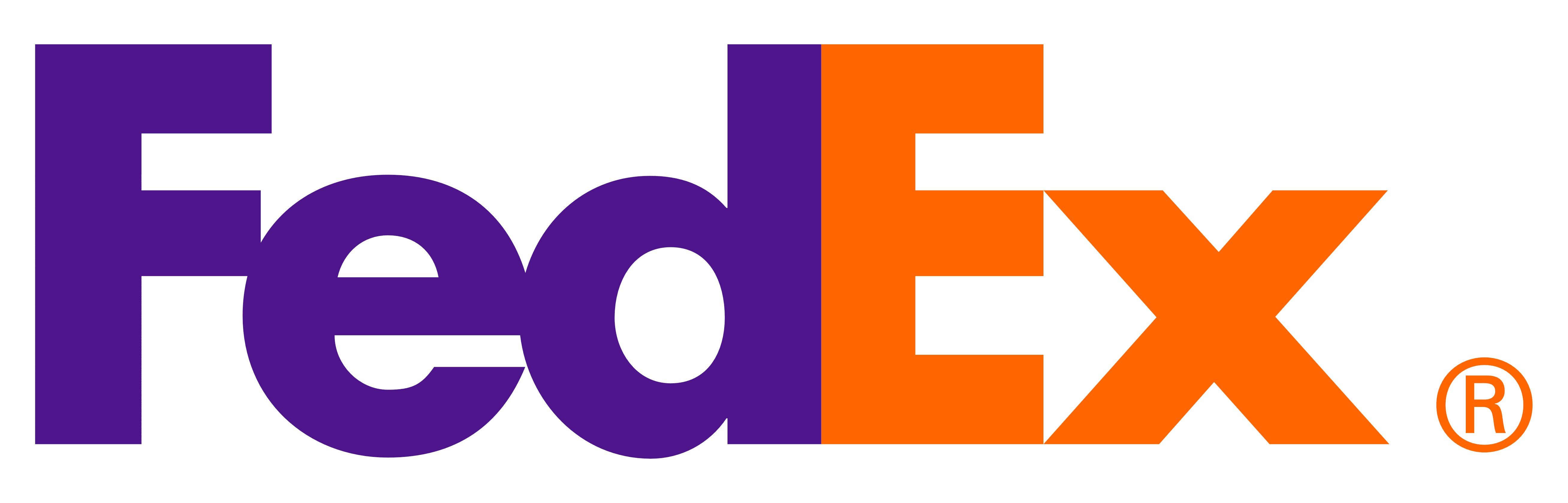 Trusted courier delivery with FedEx