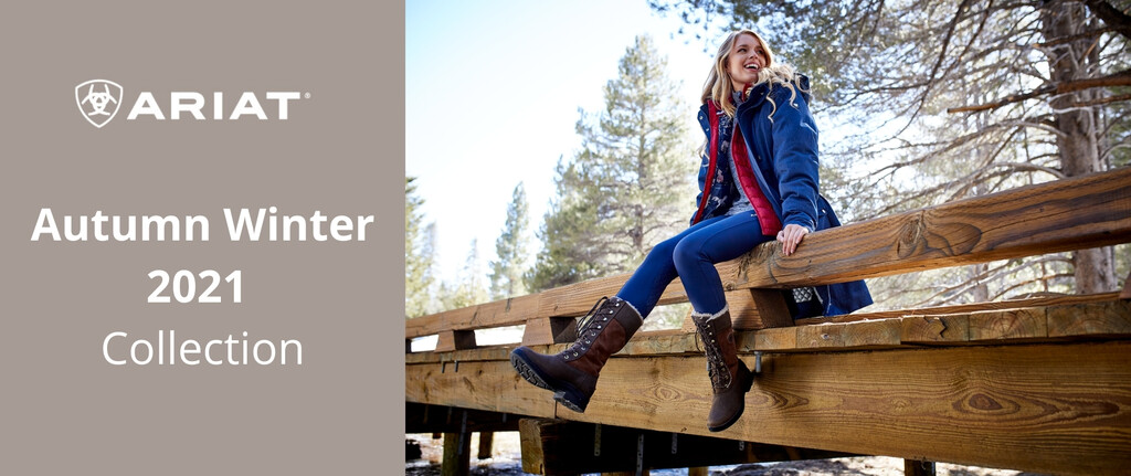 Ariat Clothing at The Equine Warehouse