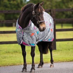 Horseware Amigo Amigo Jersey Pony in Origami/Silver