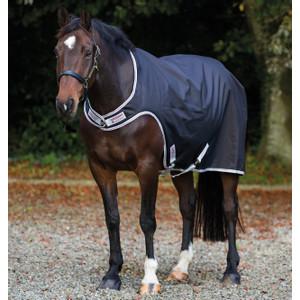 Horseware Amigo Amigo Walker Lite 100g in Black/Silver/Red