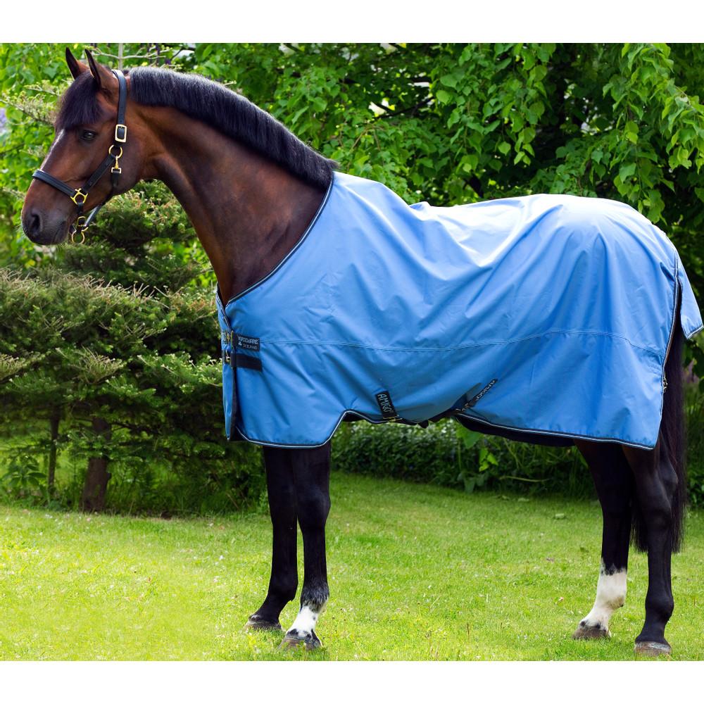 Horseware Amigo Amigo Hero 900 Original  Lite 50g in Colony Blue/Gunmetal/Bluebell