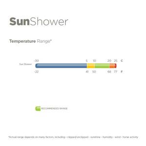 BUCAS Bucas Sun Shower 0g in Silver