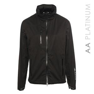 Alessandro Albanese Milis All-Year Waterproof Jacket - Black