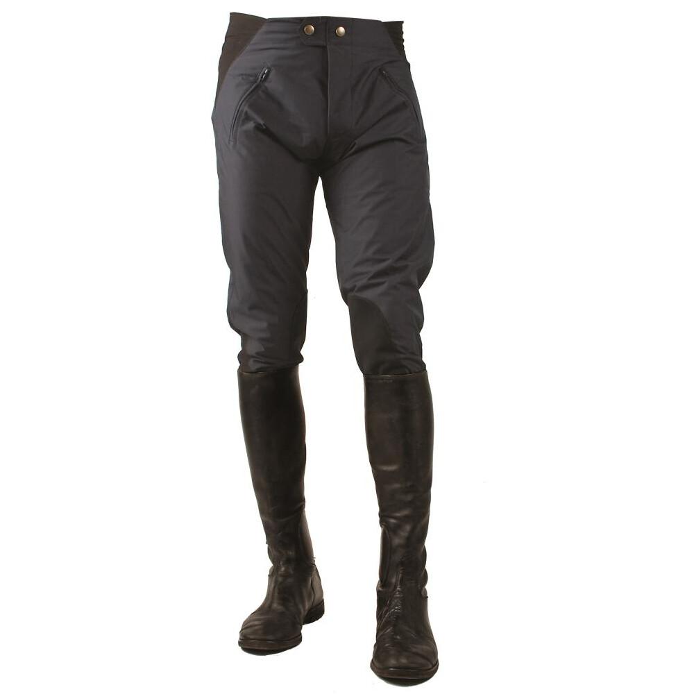 Horseware Exercise Showerproof Breeches Regular in Black