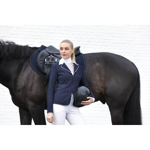 Horseware Weather Tech Competition Jacket in Navy