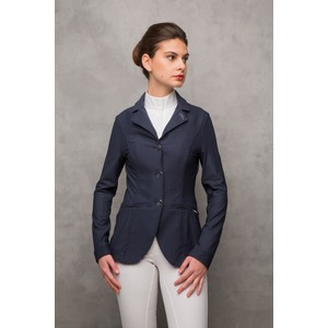 Alessandro Albanese AA Ladies Motion Lite Competition Jacket - Navy in Navy