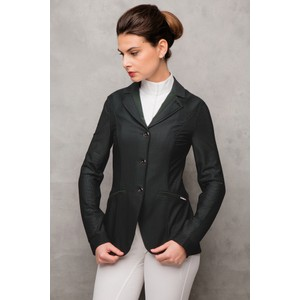 Alessandro Albanese AA Ladies Motion Lite Jacket - Hunter Green