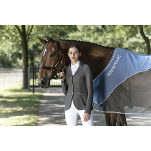 Alessandro Albanese AA Ladies Motion Lite Jacket - Grey in Grey
