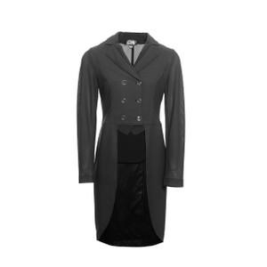 Alessandro Albanese Motion Lite Ladies Shadbelly Jacket - Black in Black