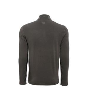 Alessandro Albanese Cleancool Half Zip Men  Long Sleeve Top