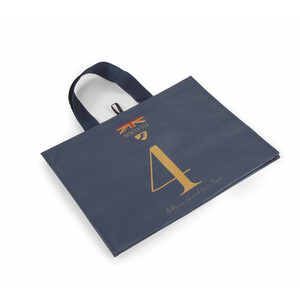 Aubrion Tote Bag in Navy