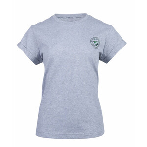 Aubrion Croxley T-Shirt - Maids - Grey