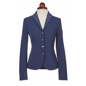 Aubrion Park Royal Show Jacket - Ladies - Navy in Navy
