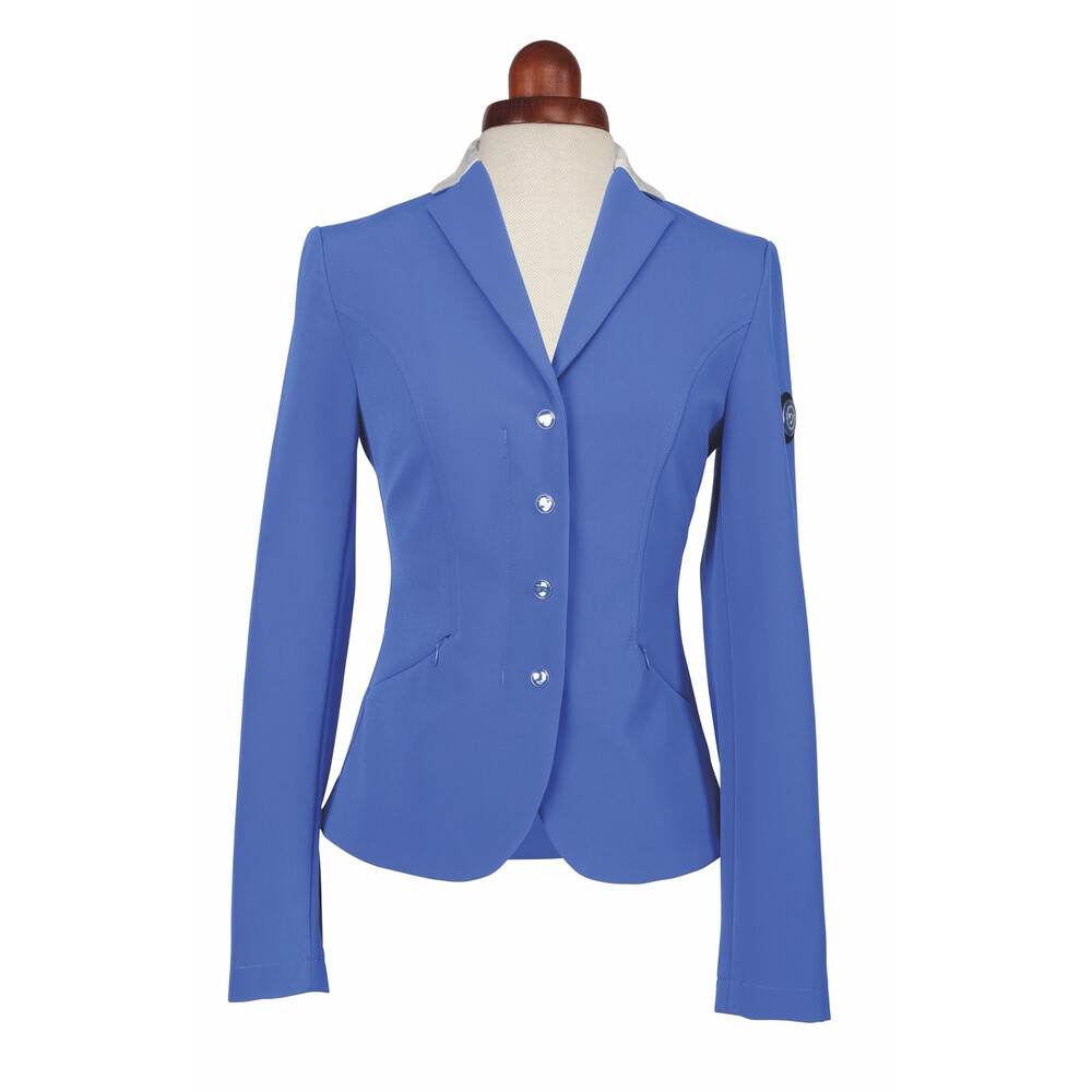 Aubrion Queensbury Show Jacket - Ladies - Royal in Royal Blue