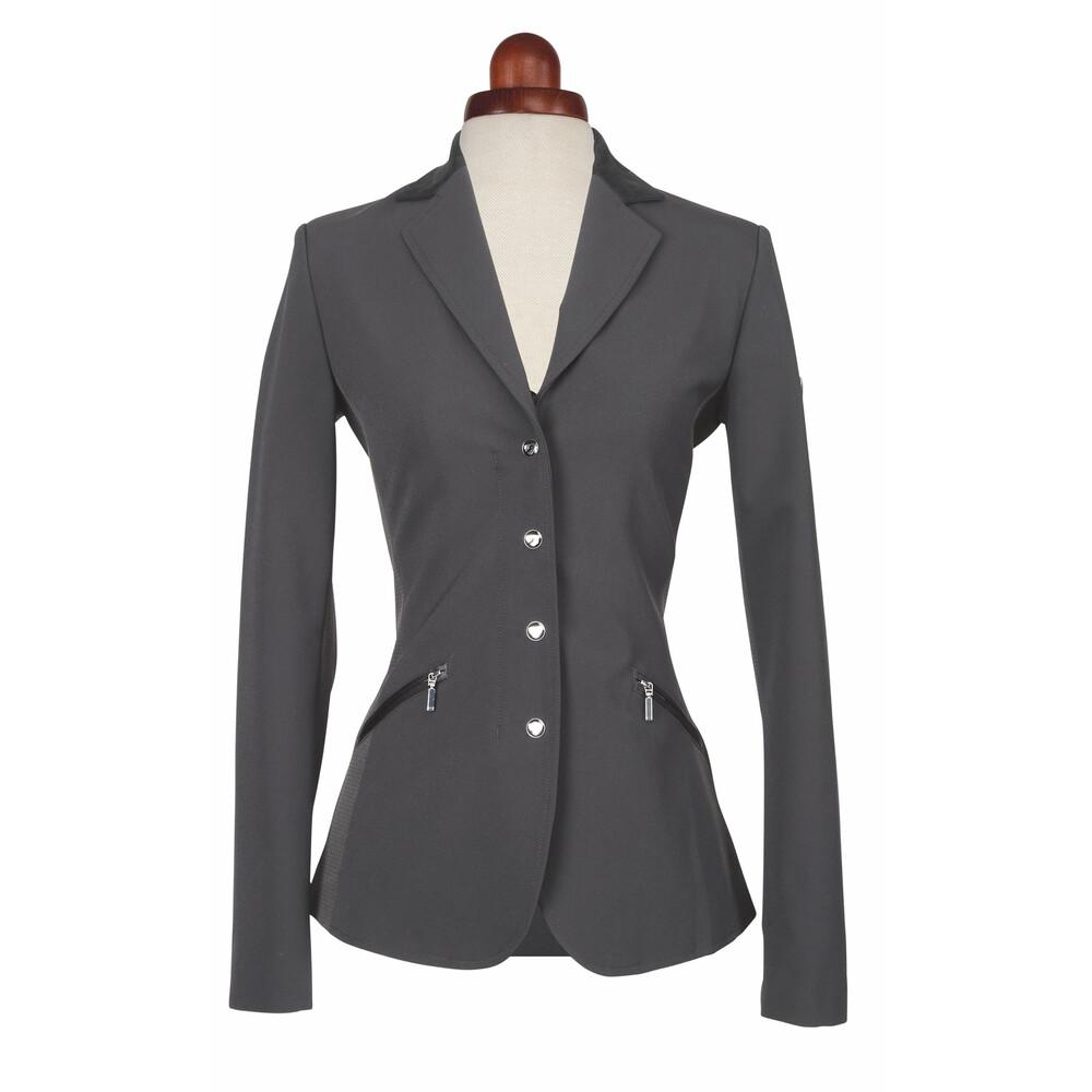 Aubrion Oxford Show Jacket - Ladies - Black in Black