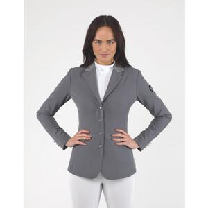 Aubrion Oxford Show Jacket - Ladies - Grey in Grey
