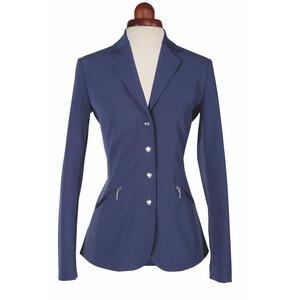 Aubrion Oxford Show Jacket - Ladies - Navy in Navy