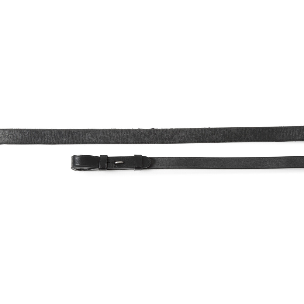 Aviemore Extreme Rubber Grip Reins in Black