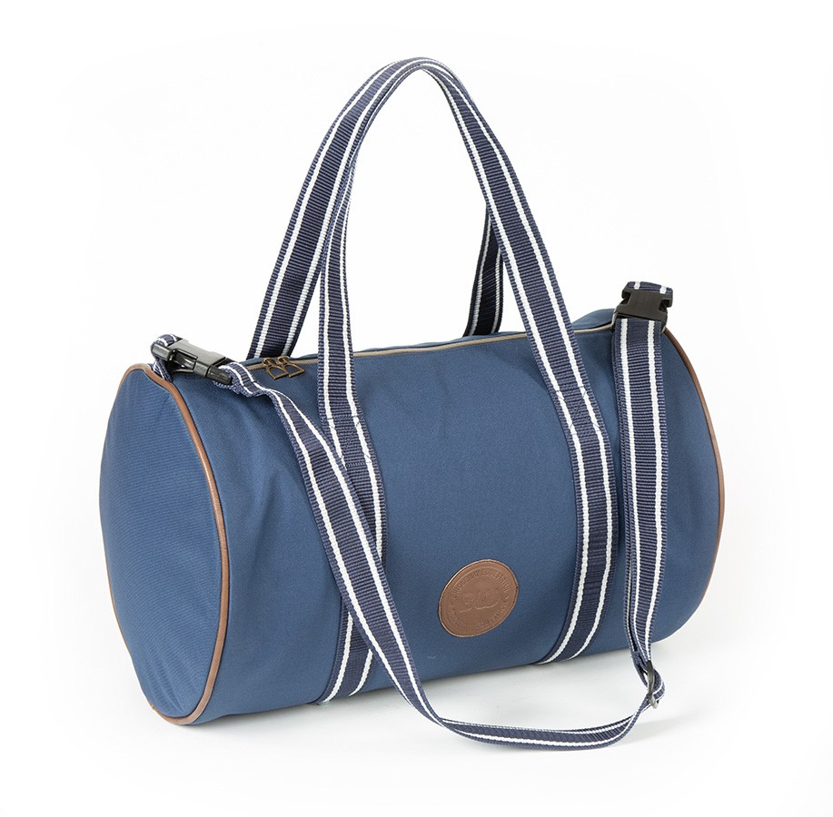 Bridleway Holdall Bag in Navy