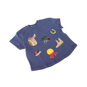 Tikaboo T-Shirt - Child - Navy