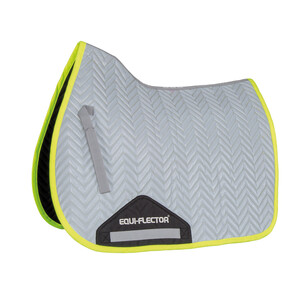 Equi-Flector EQUI-FLECTOR - Saddle Cloth in Yellow