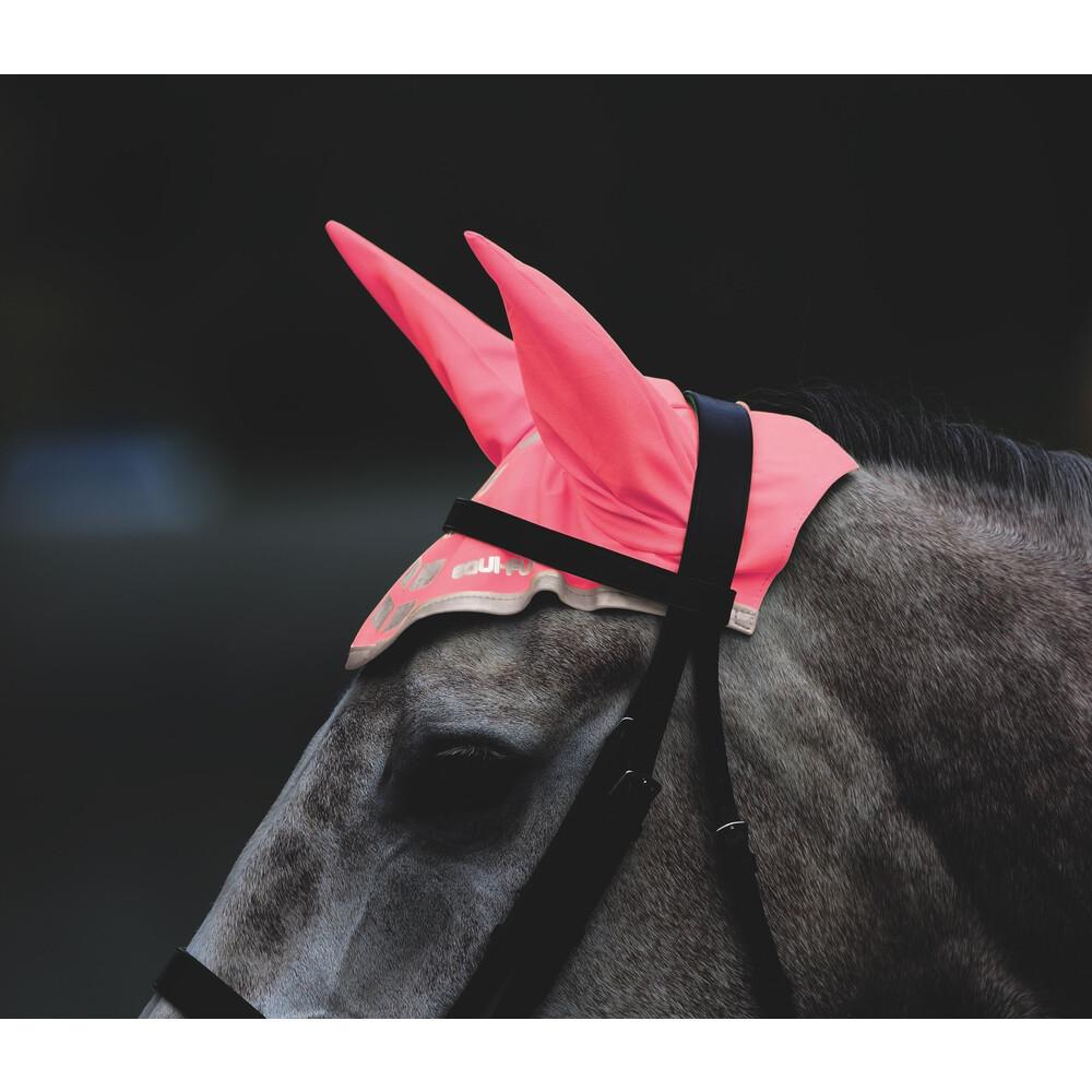 Equi-Flector EQUI-FLECTOR - Fly Veil in Pink