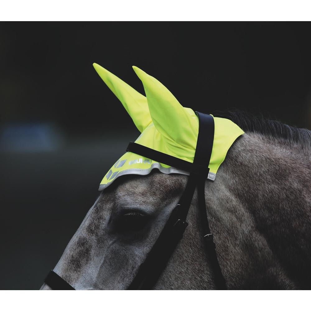 Equi-Flector EQUI-FLECTOR - Fly Veil in Yellow