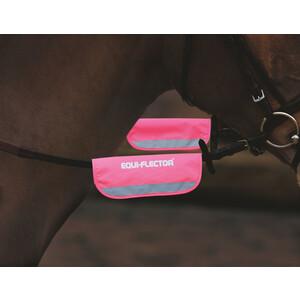 Equi-Flector EQUI-FLECTOR - Bridle Bands in Pink