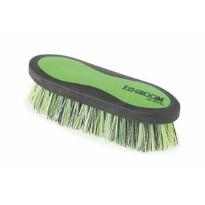 Ezi-Groom EZI-GROOM Grip Dandy Brush in Lime Green