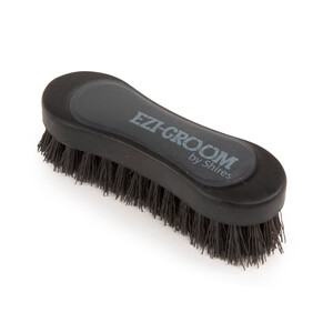 Ezi-Groom EZI-GROOM Grip Hoof Brush in Black