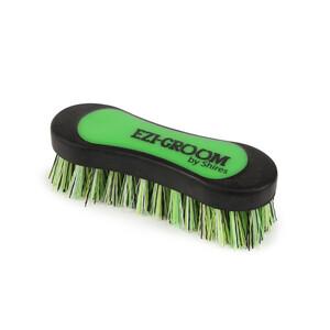 Ezi-Groom EZI-GROOM Grip Hoof Brush in Lime Green