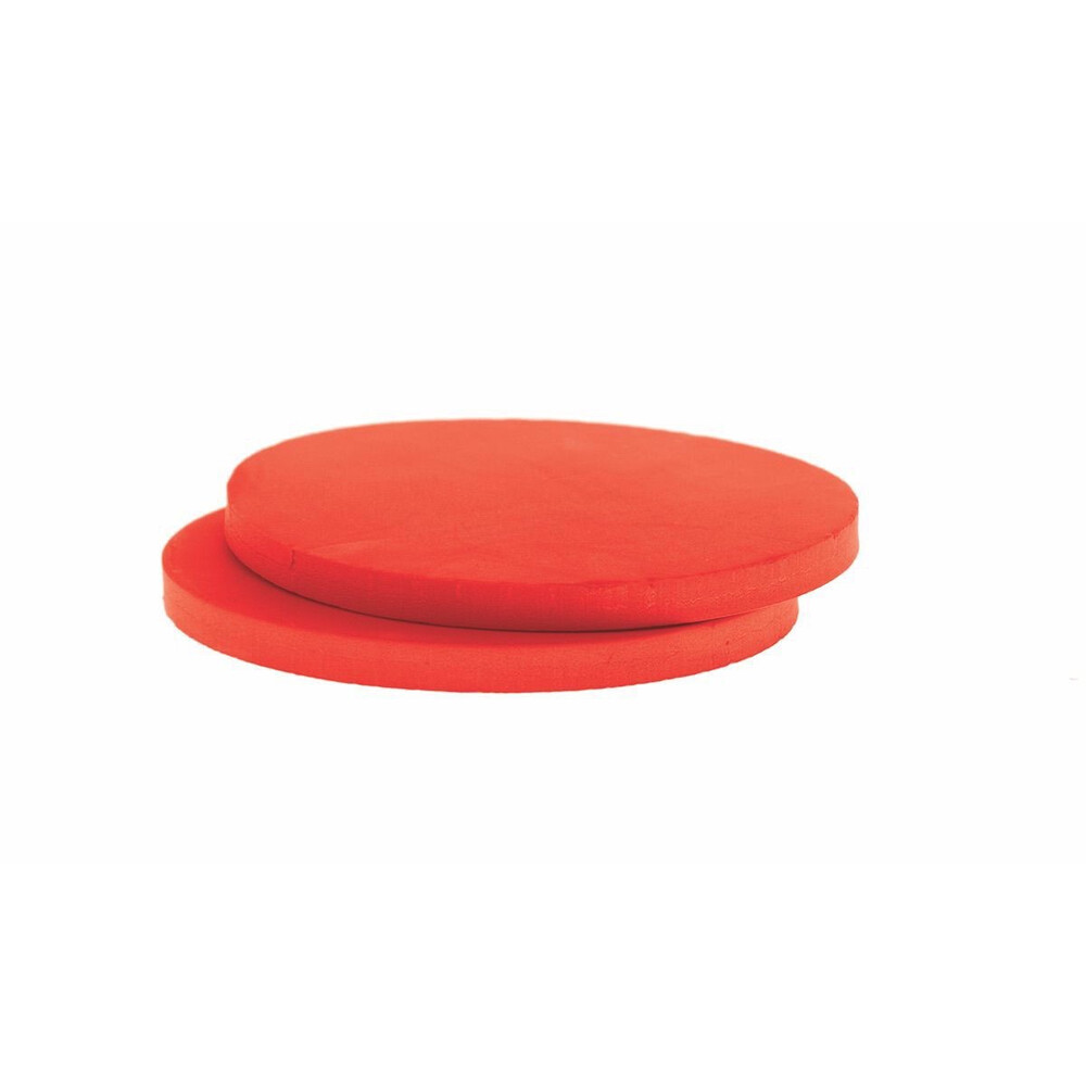 Tubbease Sole Inserts in Red