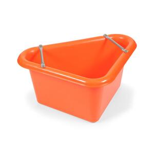 Ezi-Kit EZI-KIT Corner Manger in Orange