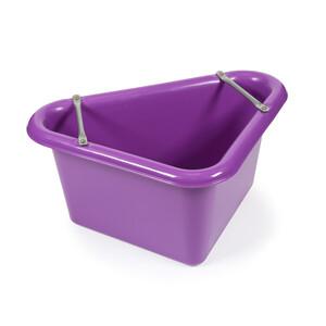 Ezi-Kit EZI-KIT Corner Manger in Purple