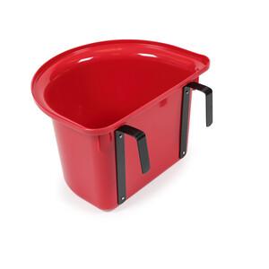 Ezi-Kit EZI-KIT Hook Over Portable Manger in Red
