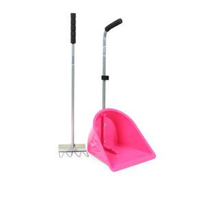 Ezi-Kit EZI-KIT Manure Scoop in Pink
