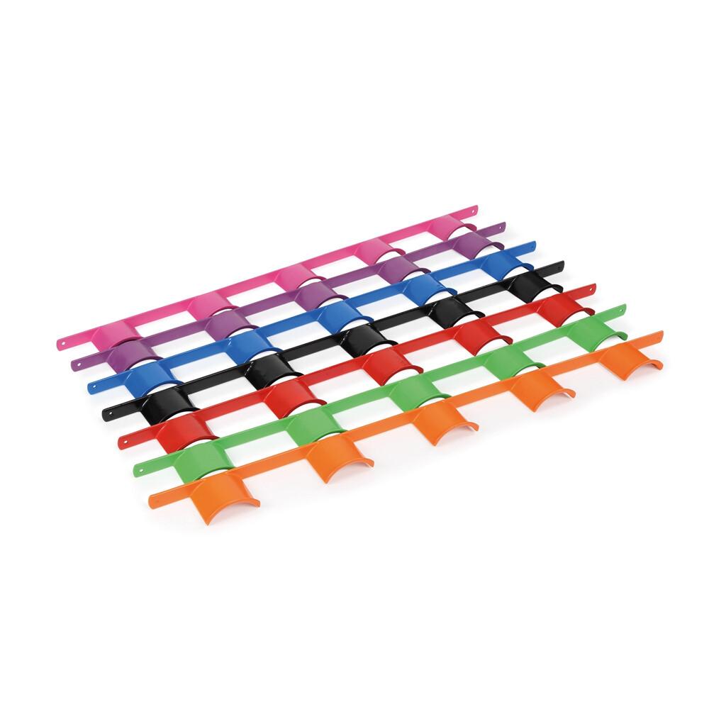 Ezi-Kit EZI-KIT Bridle Rack - Multi in Purple