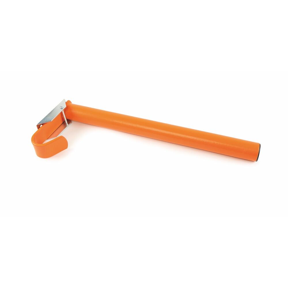 Ezi-Kit EZI-KIT Pole Type Folding Saddle Rack in Orange