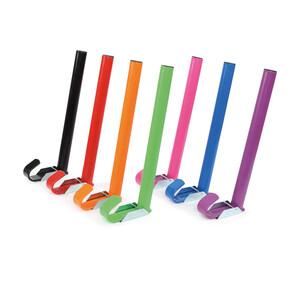 Ezi-Kit EZI-KIT Pole Type Folding Saddle Rack in Red