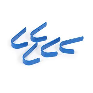 Ezi-Kit EZI-KIT Stable Hooks Small Set of 5 in Blue