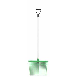 Ezi-Kit EZI-KIT Premium Lightweight Chip Fork in Green