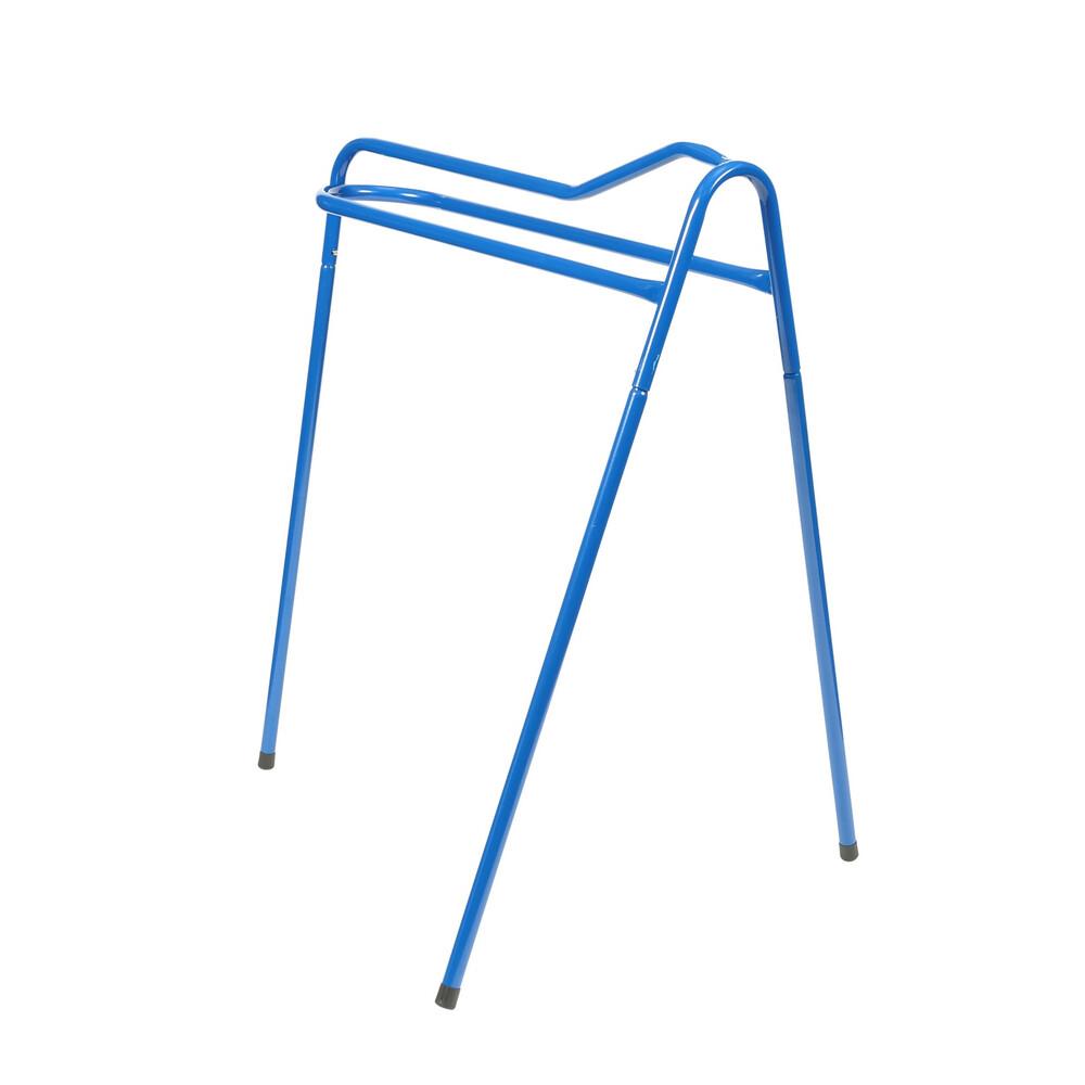 Ezi-Kit EZI-KIT Collapsible Saddle Stand in Blue