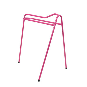 Ezi-Kit EZI-KIT Collapsible Saddle Stand in Pink