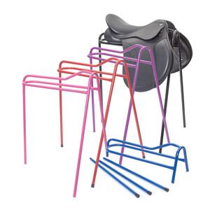 Ezi-Kit EZI-KIT Collapsible Saddle Stand in Purple