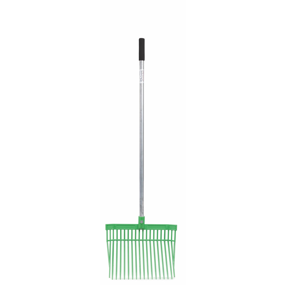 Ezi-Kit EZI-KIT Lightweight Chip Fork in Lime Green