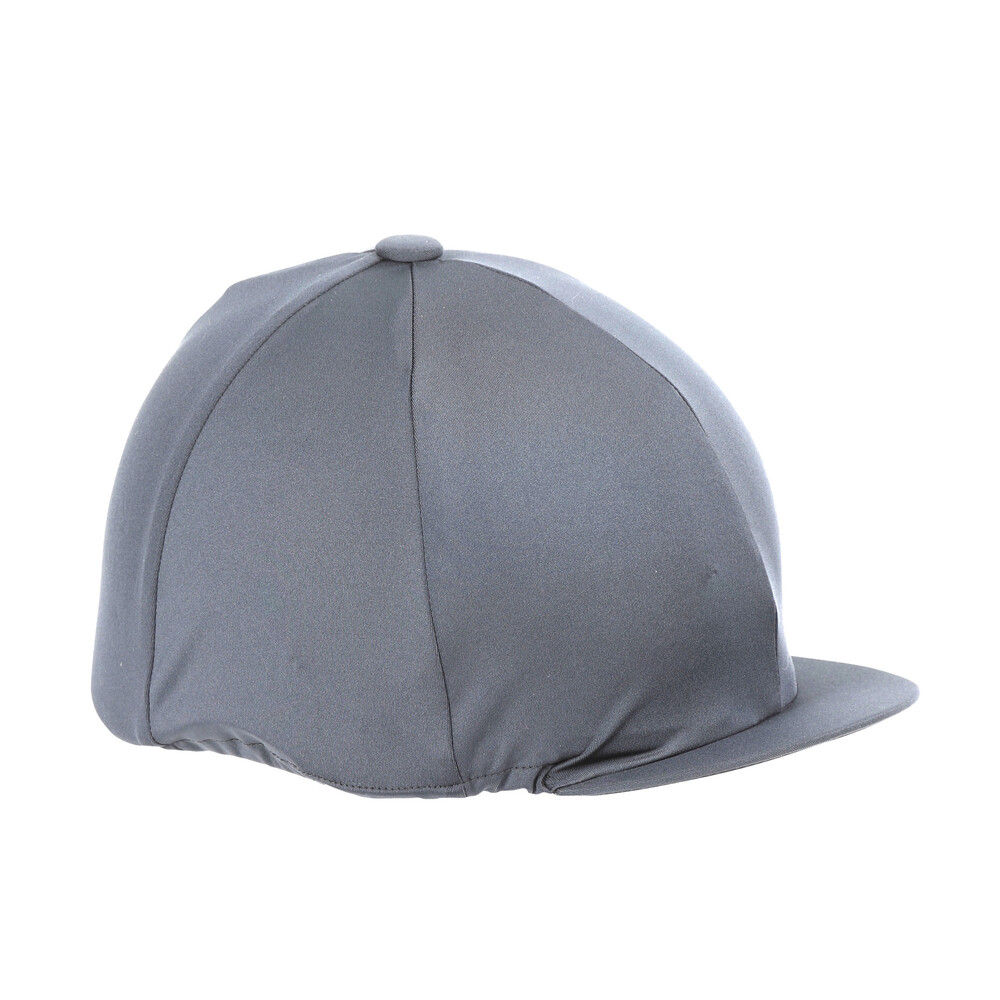 Shires Hat Cover in Charcoal