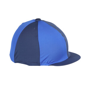Shires Hat Cover in Navy Royal