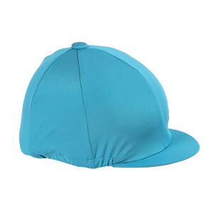 Shires Hat Cover in Ocean Blue