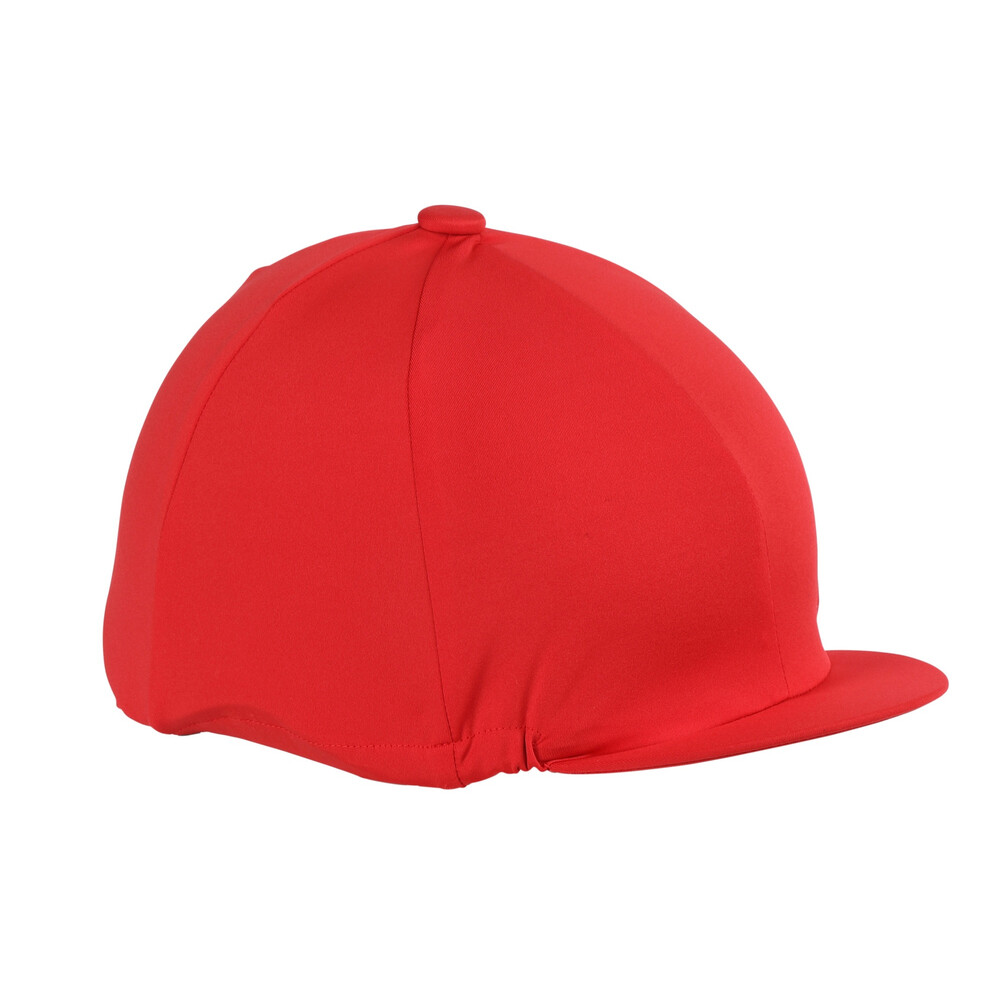 Shires Hat Cover in Red