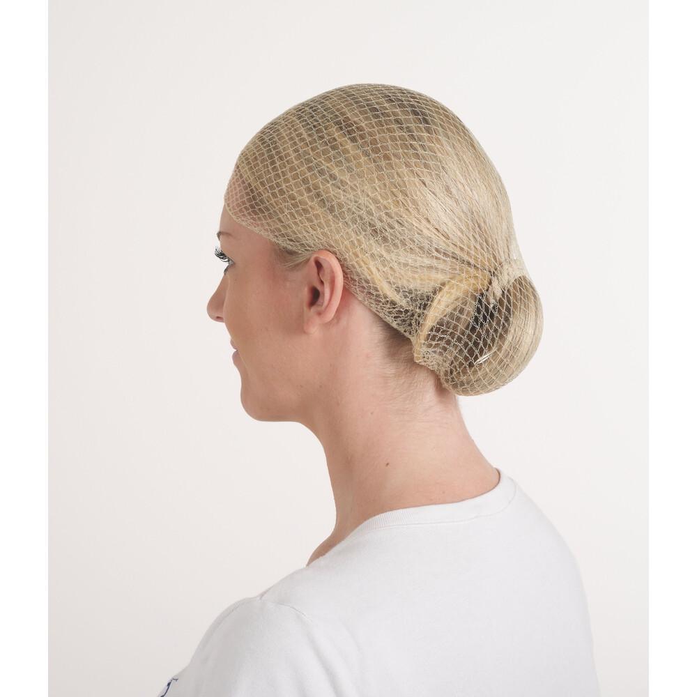 Equi-Net Harpley Hairnets - Standard Weight in Blonde